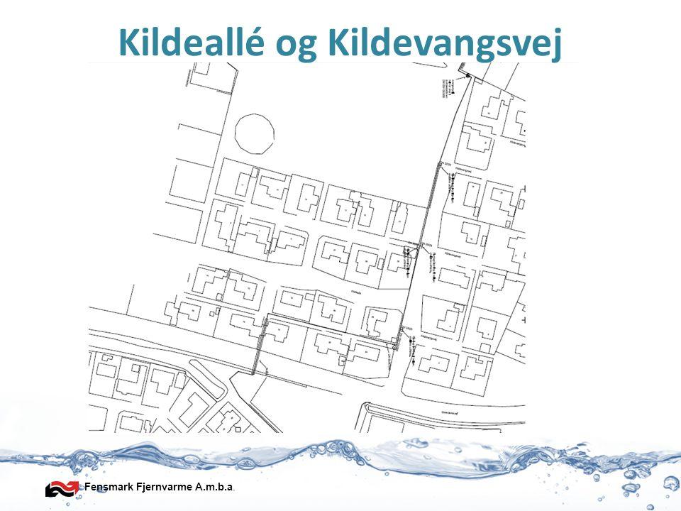 Fensmark Fjernvarme A.m.b.a. Kildeallé og Kildevangsvej