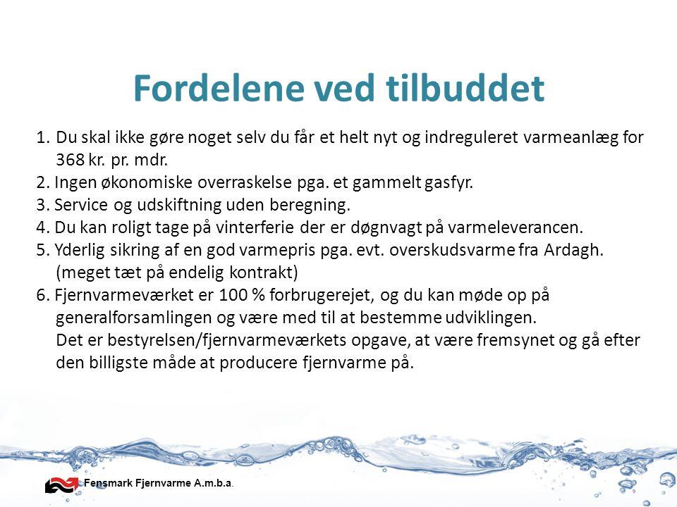 Fensmark Fjernvarme A.m.b.a.