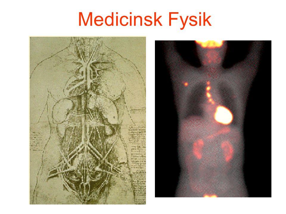 Radioaktive sporstoffer Eksempler på brug: • Se hvor kroppen bruger energi • Markere kræftsvulster, evt.