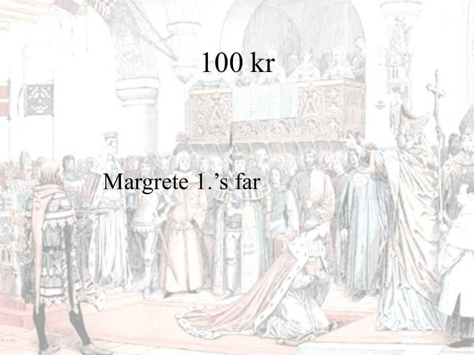 100 kr Hvad er Sverige?