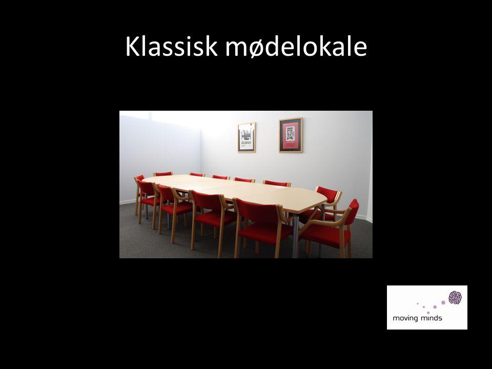 Klassisk mødelokale