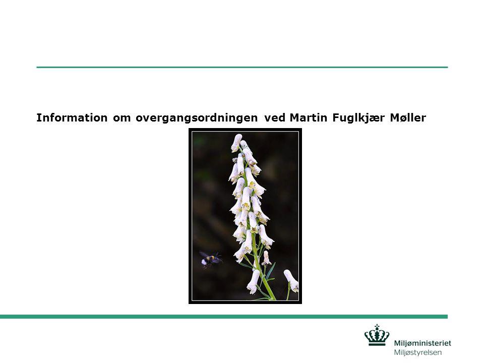 Plantebeskyttelsesmiddelforordningen 1107/2009 – Konsekvenser for regelgrundlaget  Plantebeskyttelsesmiddelforordningen (1107) træder i kraft den 14.