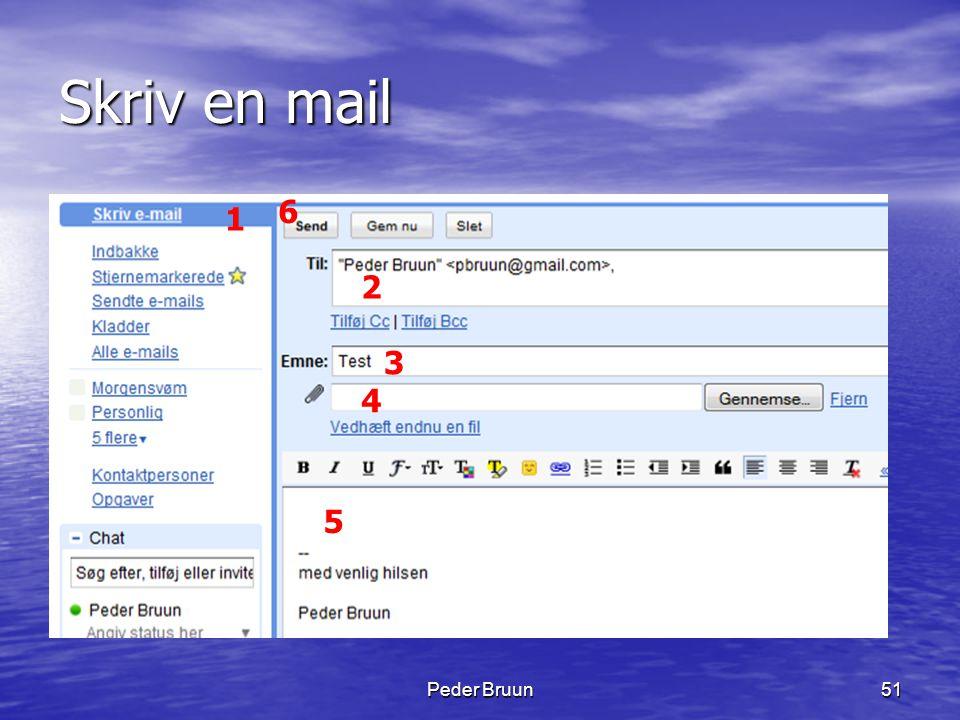 Peder Bruun51 Skriv en mail 1 2 3 4 5 6