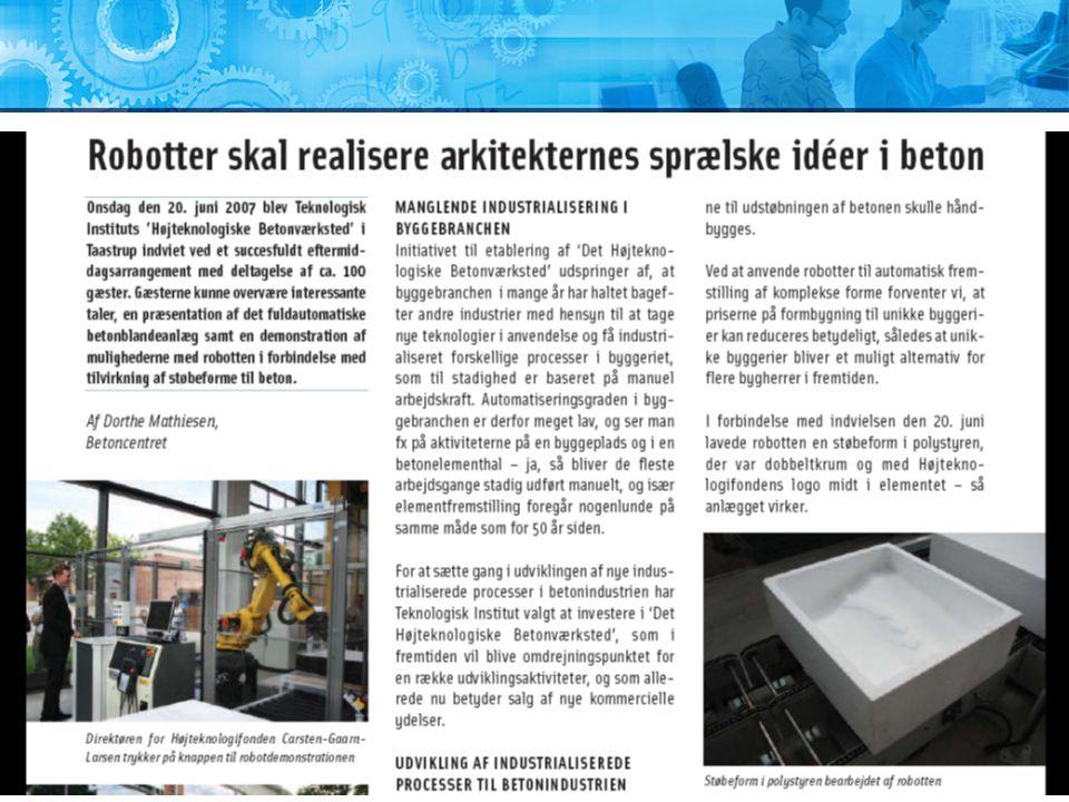 Industrielt byggeri – et tema i Danmark Besparelsen ligger i bygge- processen – ikke i lav løn.
