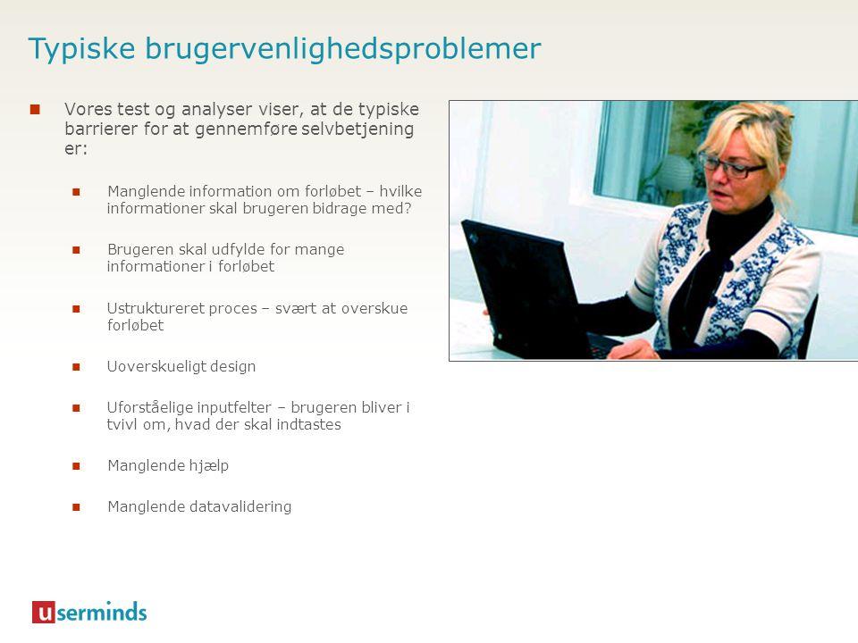 Kontakt Anja Thrane at@userminds.dk Userminds Vester Voldgade 25 DK-1552 København V T: 70 20 46 26 www.userminds.dk