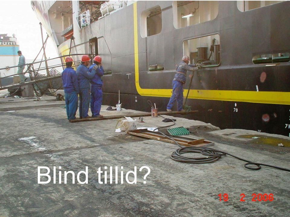 Blind tillid?