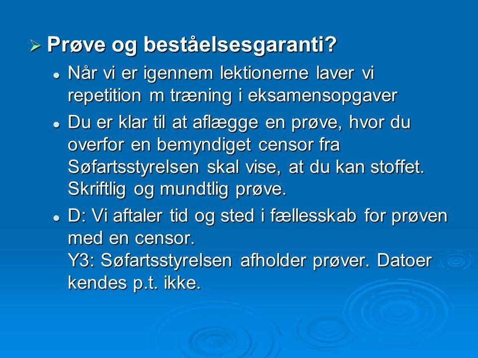Priser  Virksund Sejlklub duelighedskursus er kun: 1250,- kr.