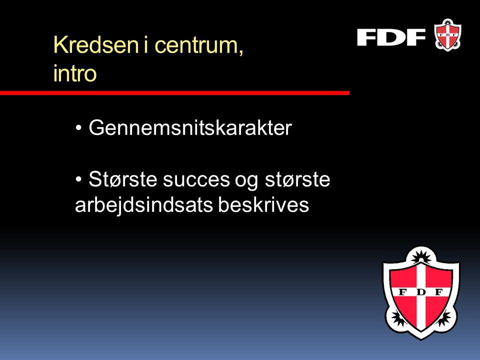 Kredsen i centrum, god ledelse - 4 • Hvad er jeres største succes indenfor god ledelse.