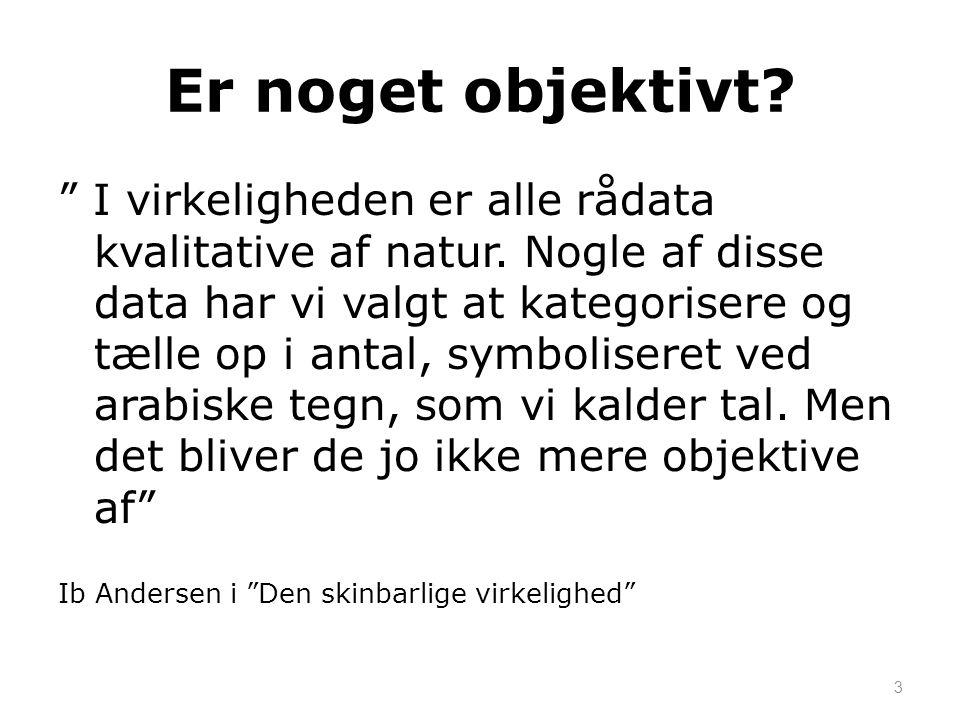 Udformning af et spørgeskema – hypotetiske .• Ikke hypotetiske spørgsmål.