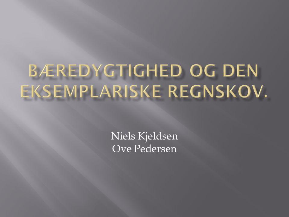 Niels Kjeldsen Ove Pedersen