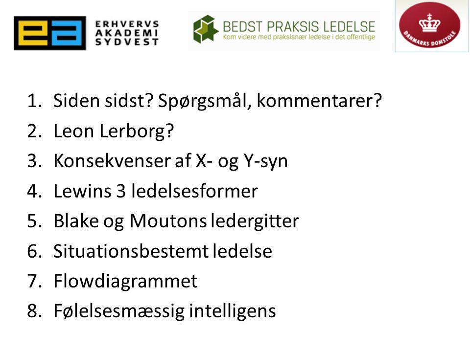 I Danmark forsømmer vi nogle gange de laveste niveauer, instruktion og træning, fordi vi vil være demokratiske hele tiden!