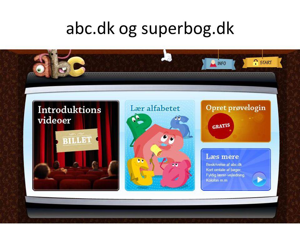 abc.dk og superbog.dk
