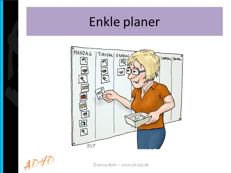 Enkle planer ©Jenny Bohr – www.jb-cps.dk