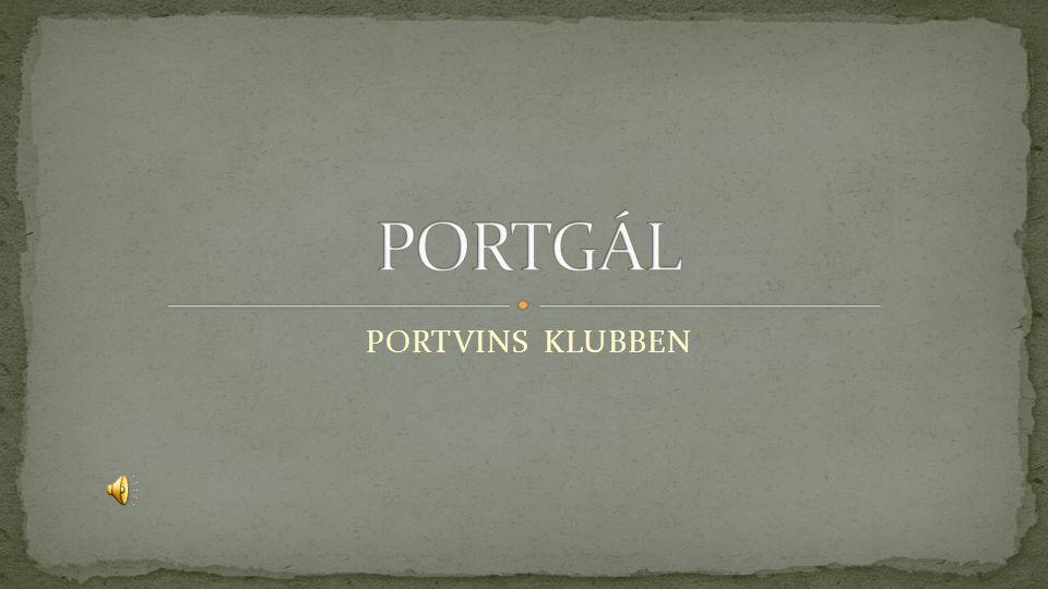 PORTVINS KLUBBEN