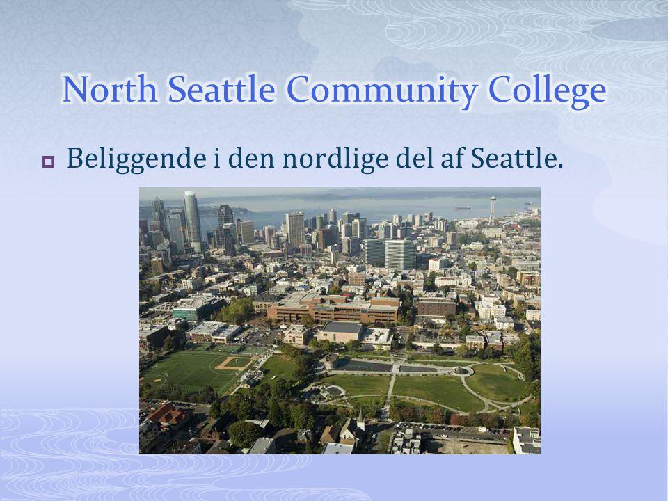  Beliggende i den nordlige del af Seattle.