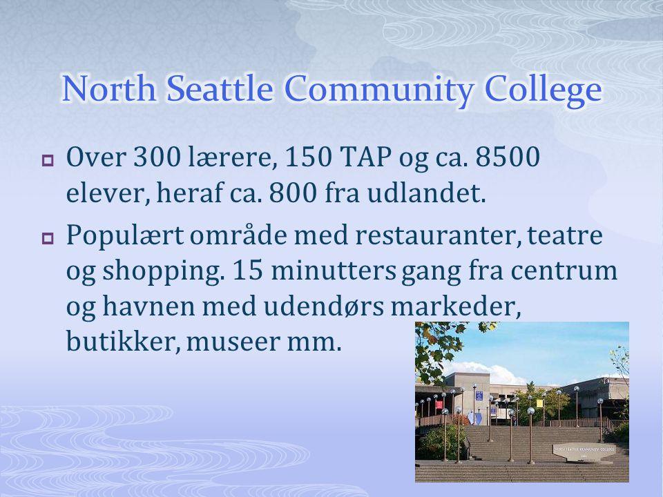  Over 300 lærere, 150 TAP og ca. 8500 elever, heraf ca.