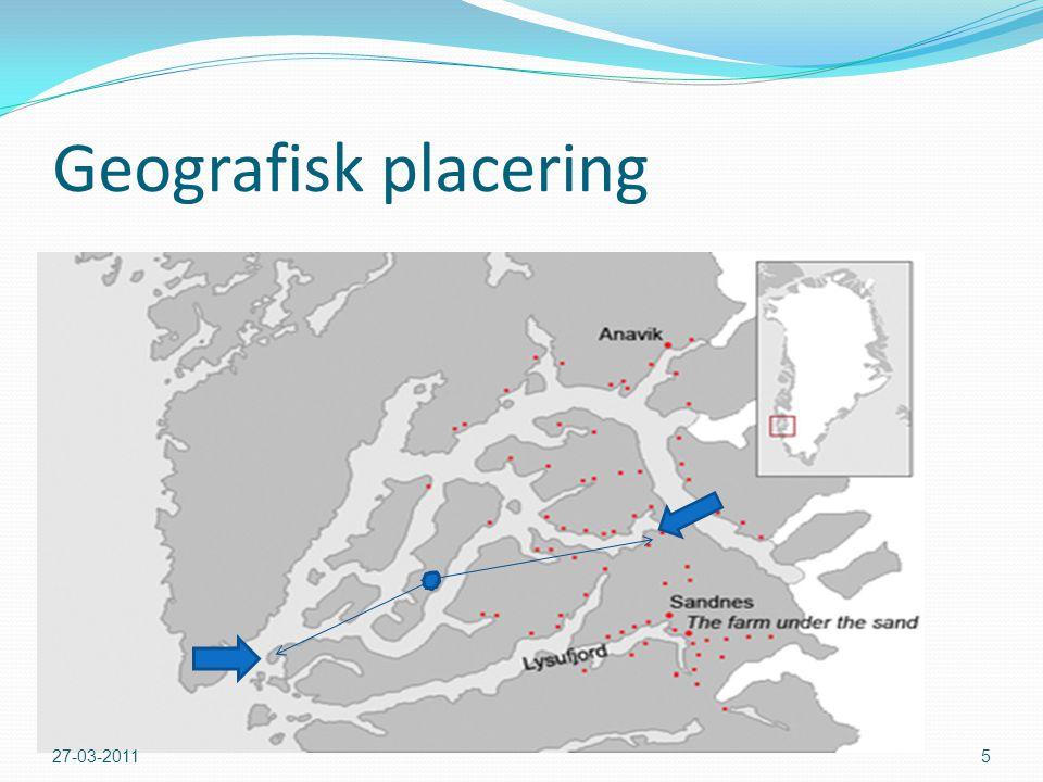 Geografisk placering 27-03-20115