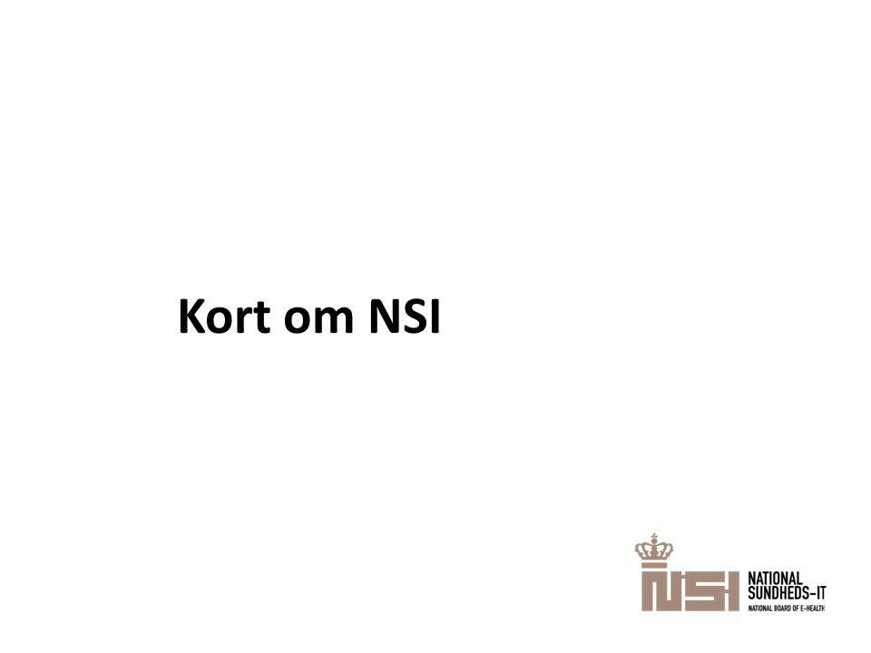 Kort om NSI