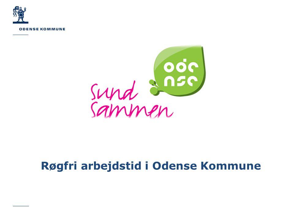 Røgfri arbejdstid i Odense Kommune