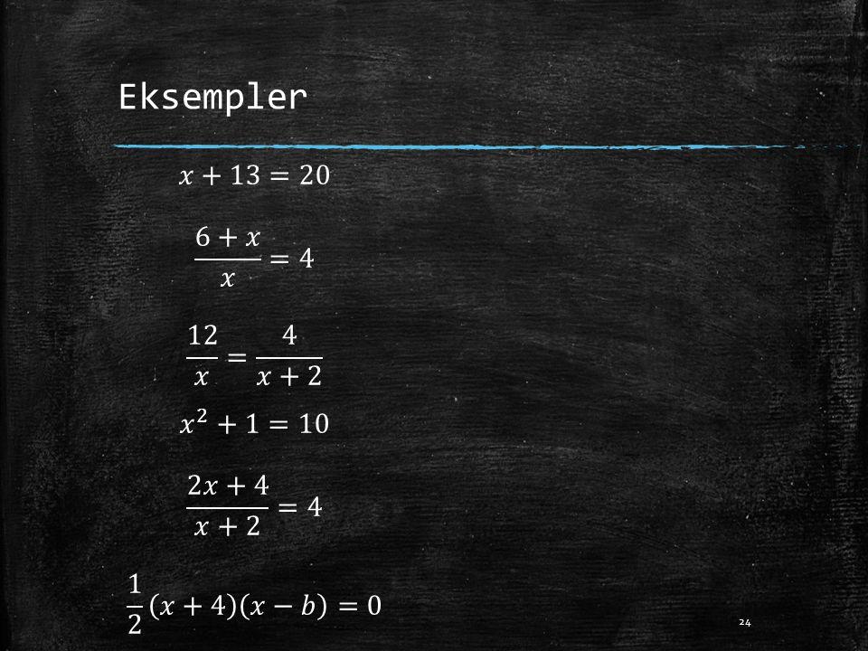 Eksempler 24