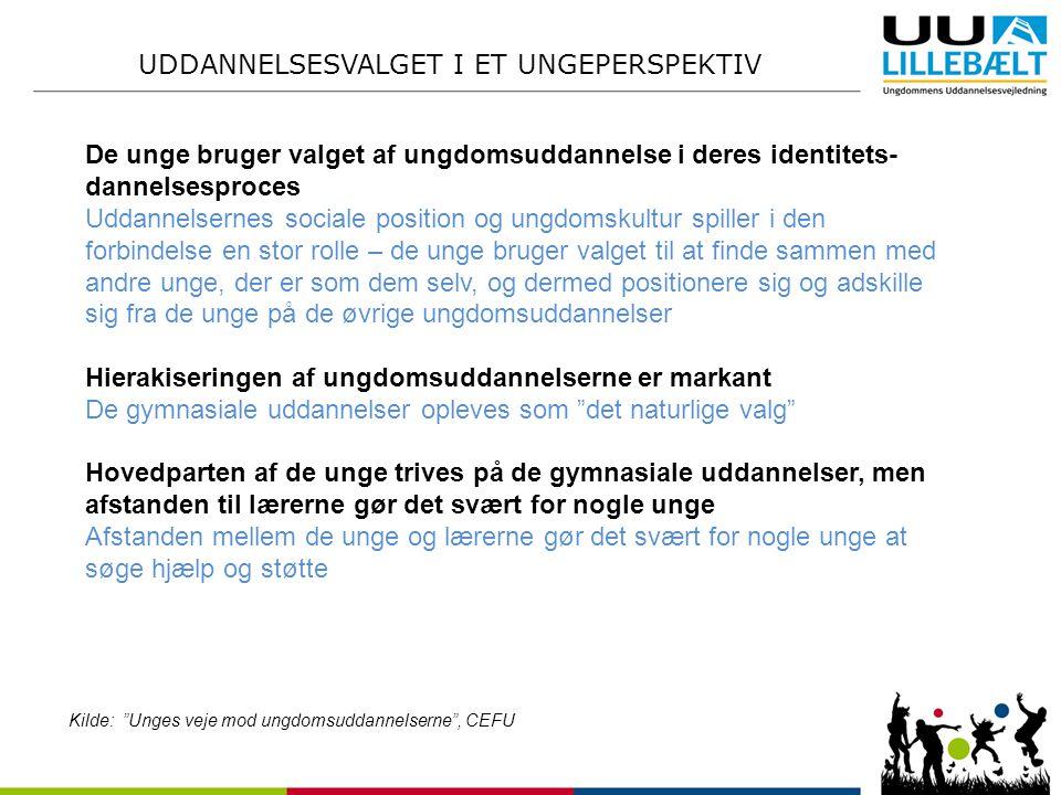 JAGTEN PÅ DE FØRSTE SVAR… DE NUVÆRENDE 8.