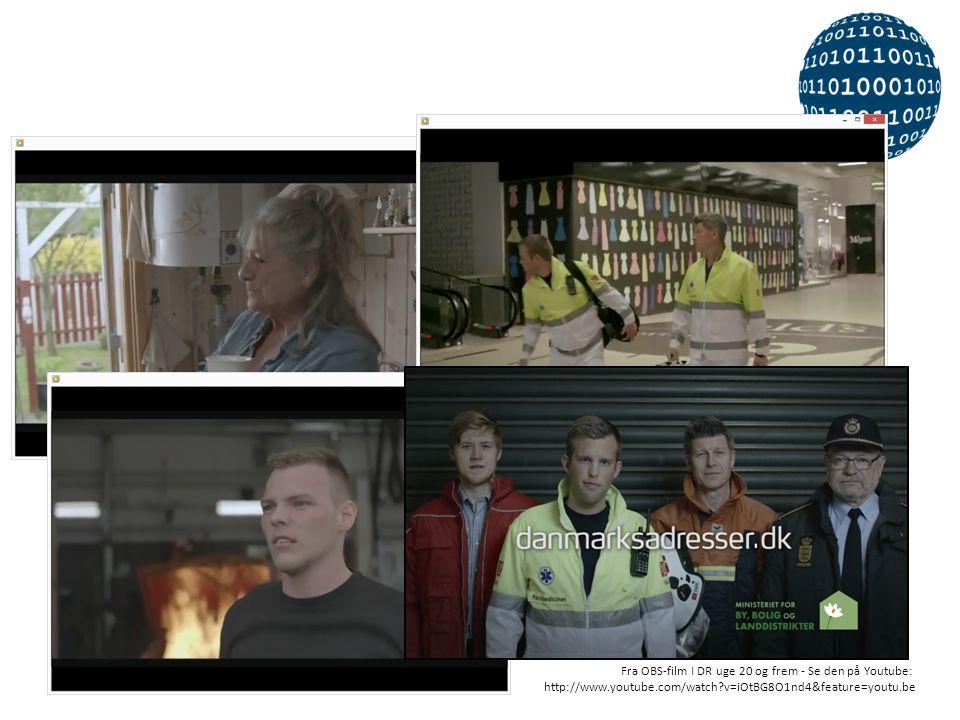 Fra OBS-film I DR uge 20 og frem - Se den på Youtube: http://www.youtube.com/watch?v=iOtBG8O1nd4&feature=youtu.be
