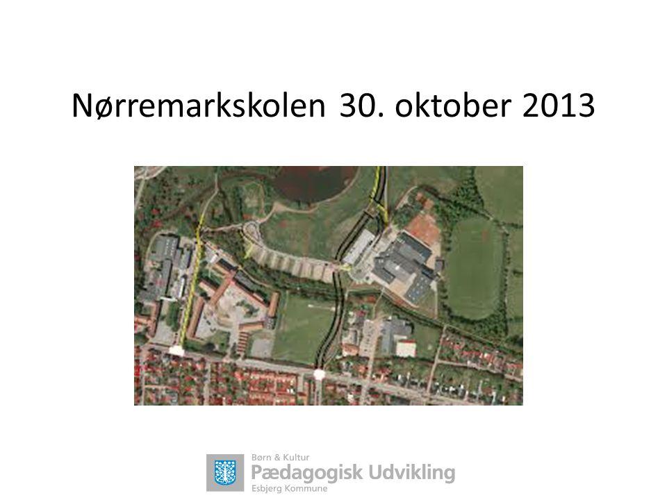 Nørremarkskolen 30. oktober 2013