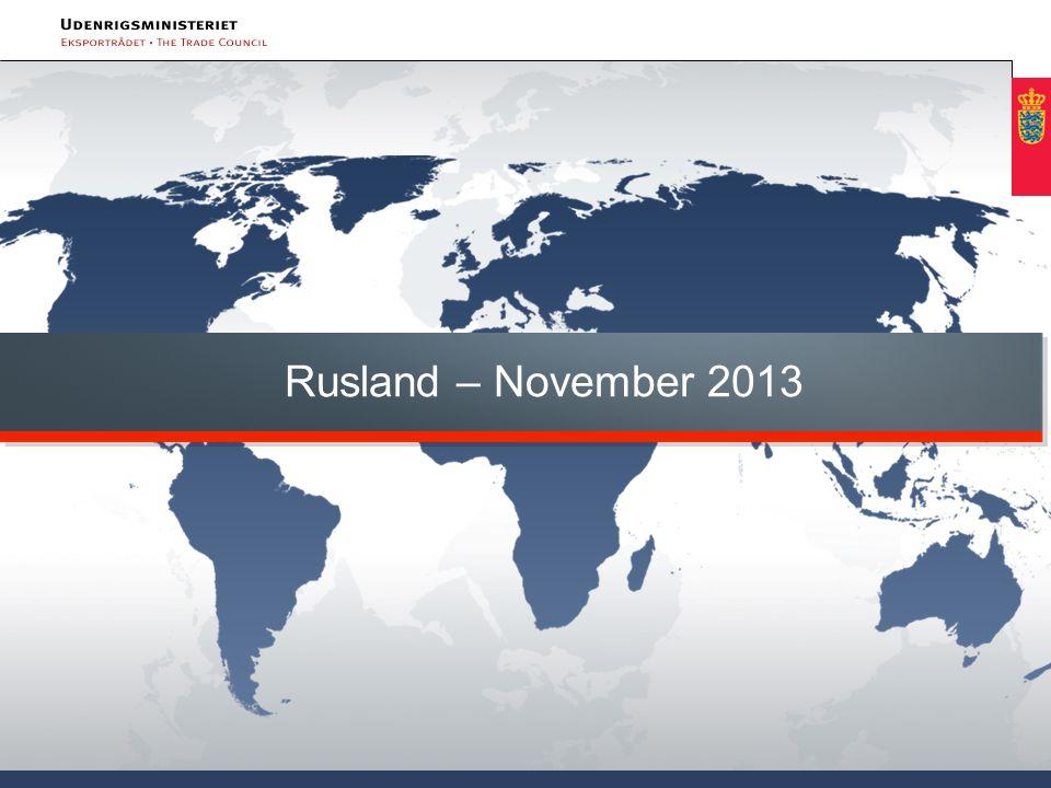 Rusland – November 2013