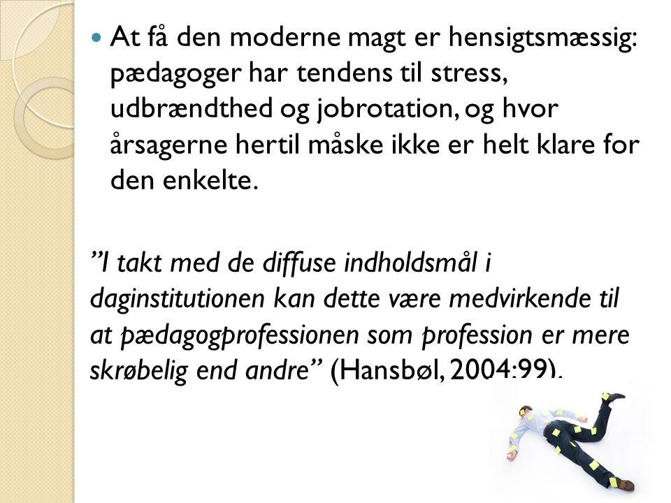Governmentality  Den Governmentale tankegang udspringer fra liberalismen i det 19.