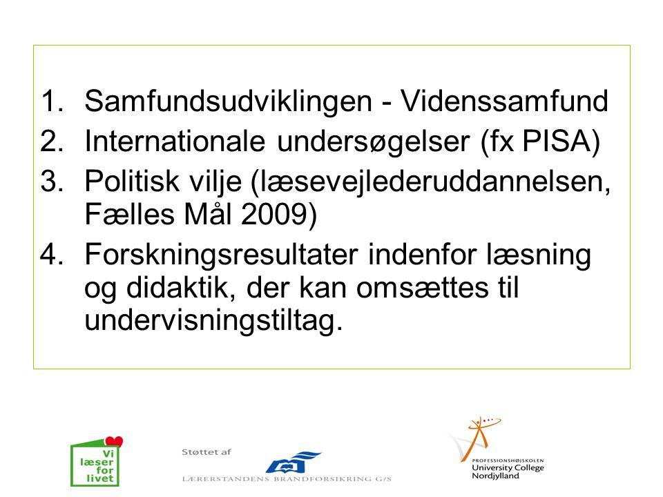 -fokus på sprog, teksttyper og multimodalitet Den udfordrende fagtekst