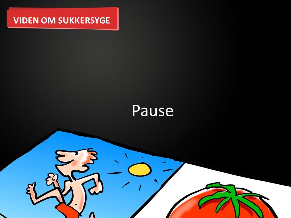 15 Pause VIDEN OM SUKKERSYGE