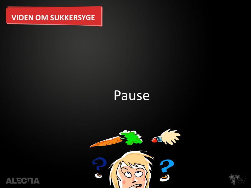 21 Pause VIDEN OM SUKKERSYGE