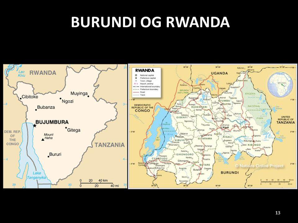 BURUNDI OG RWANDA 13