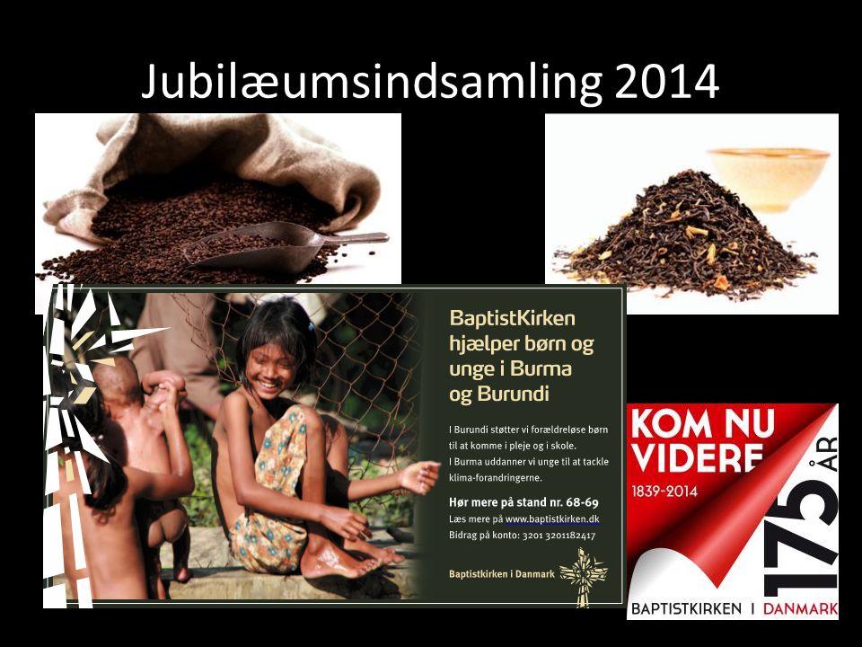 Jubilæumsindsamling 2014