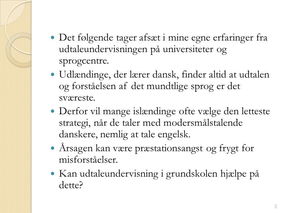 Kan man lære noget af undervisningen i dansk på de danske sprogcentre.