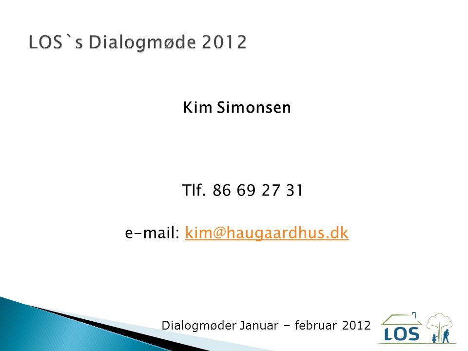 Kim Simonsen Tlf.