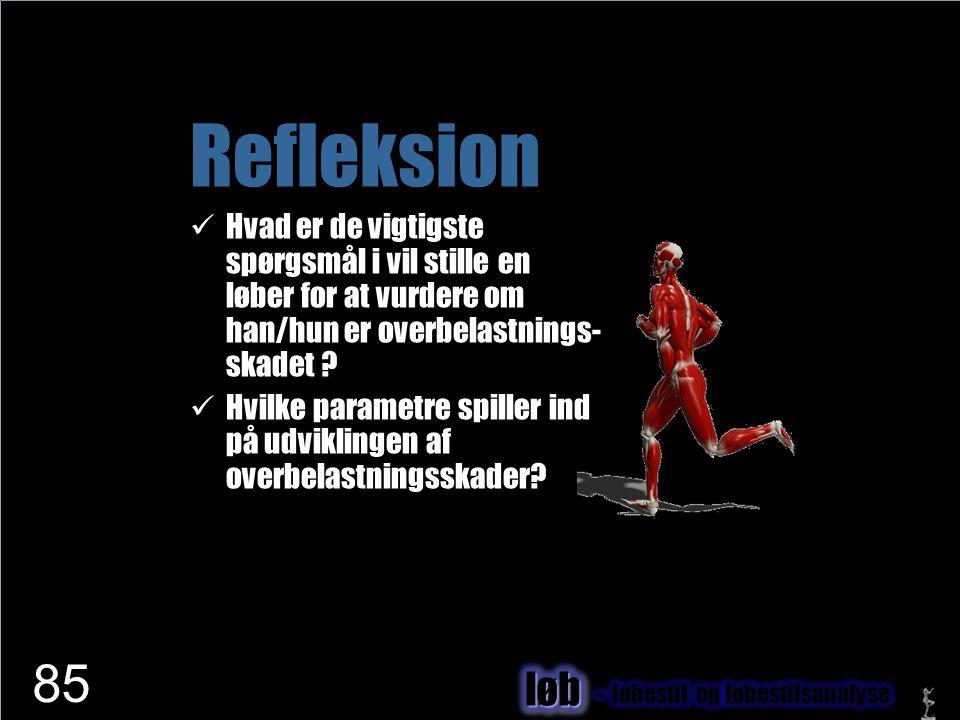 www.netfysioterapi.dk Copyright © 2010 Lars Henrik Larsen Refleksion  Hvad er de vigtigste spørgsmål i vil stille en løber for at vurdere om han/hun