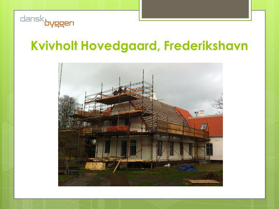 Kvivholt Hovedgaard, Frederikshavn