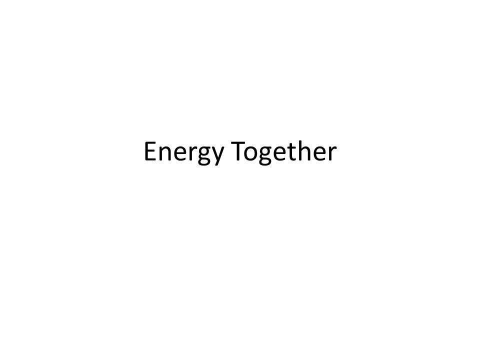 Idegrundlag bag Energy Together (3) Energisystemet opfattes af mange som så kompliceret og så ugennemskueligt, at man opgiver at skaffe sig overblikket.