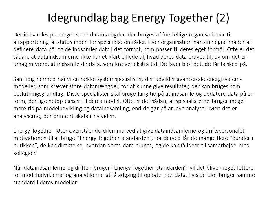 Idegrundlag bag Energy Together (2) Der indsamles pt.