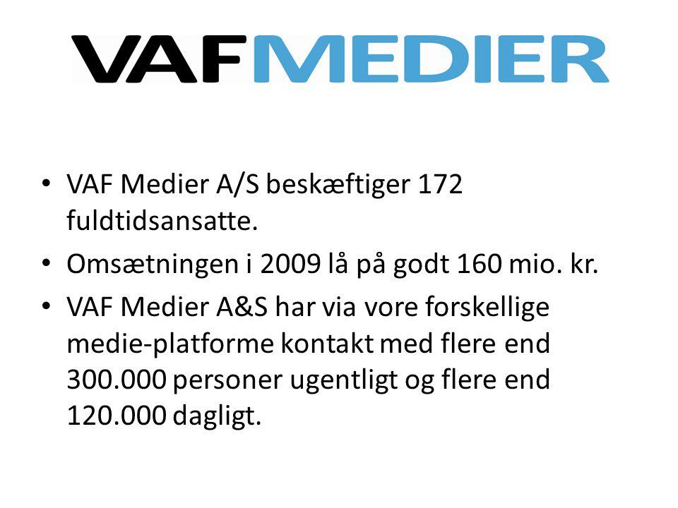 Associerede virksomheder • Midtjyllands Avis 32 % • Ugeavisen Billund 50 % • Hedensted Avis49 % • Tørring Folkeblad50 % • UA/FK Distribution40 %