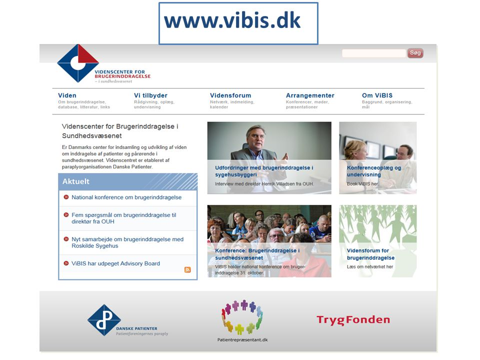 12. marts 2013 www.vibis.dk