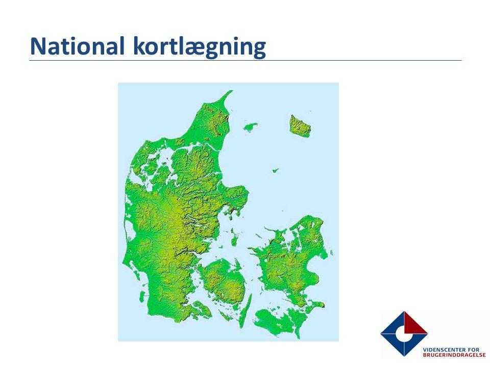 National kortlægning