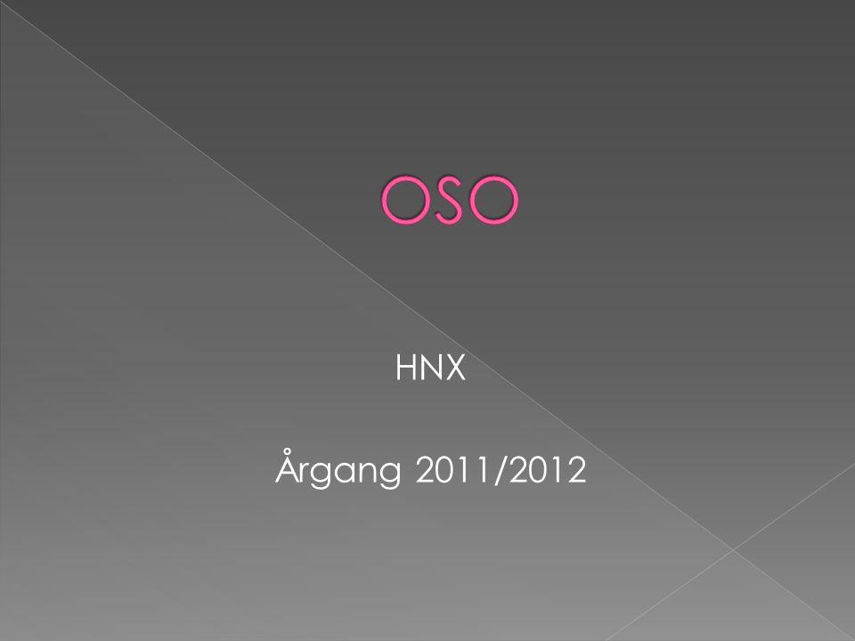 HNX Årgang 2011/2012