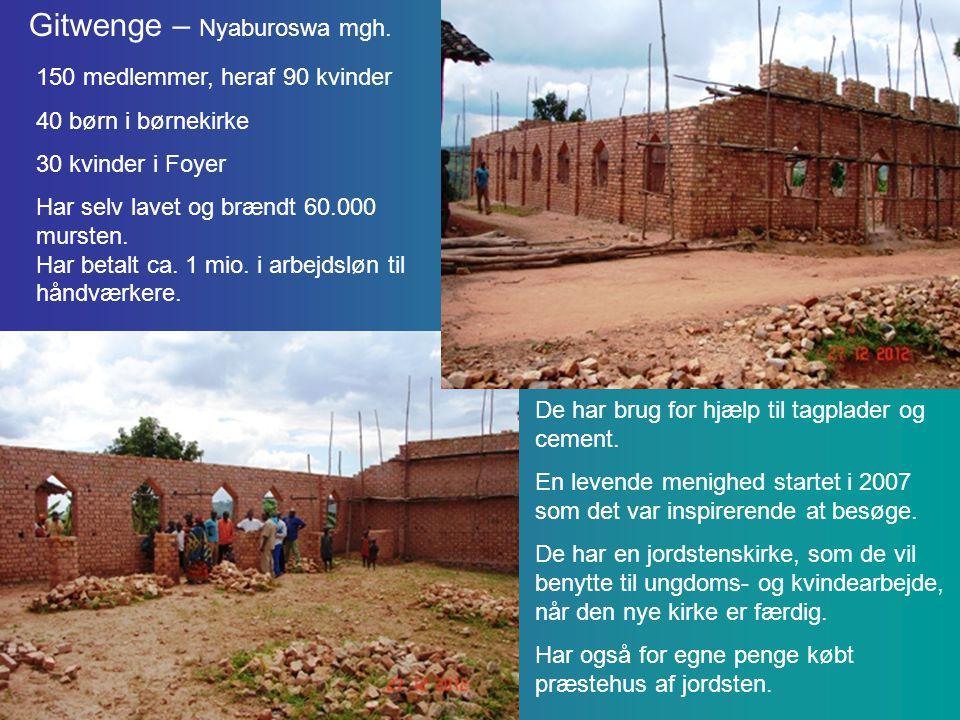 Gitwenge – Nyaburoswa mgh.