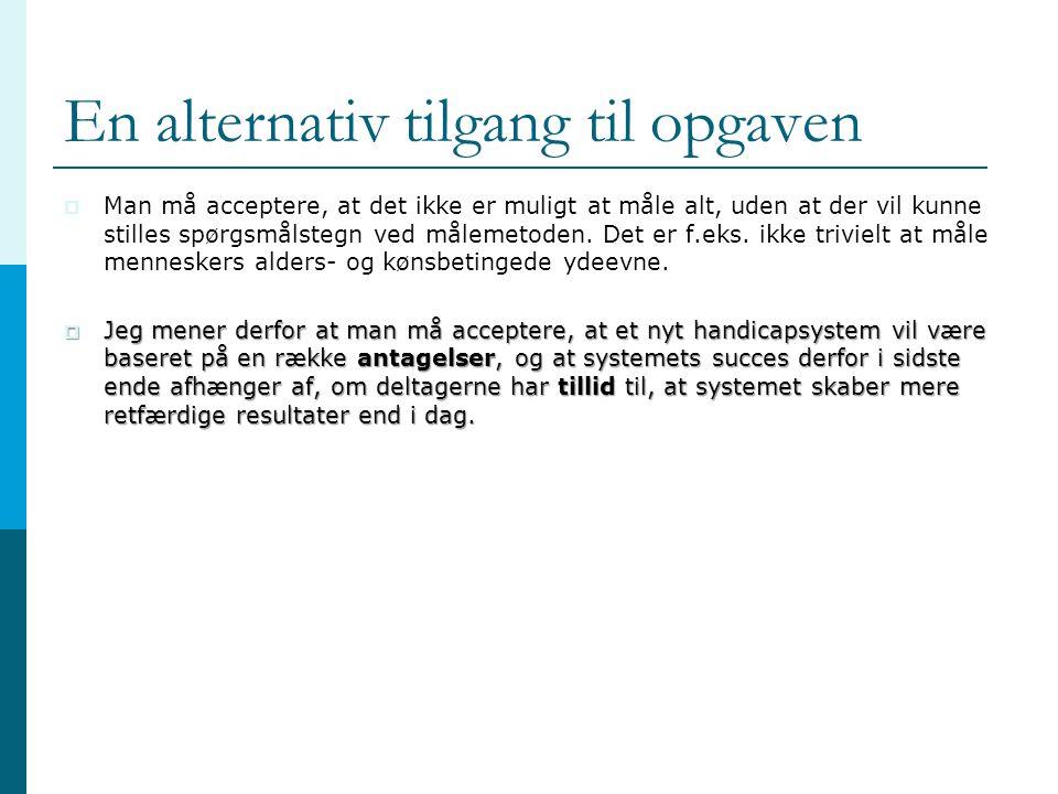 Nakskov 10 km (2011)  Resultatlisten sorteret efter ny H-tid:  Viking roede dagens hurtigste tid, så de vinder stadig – det virker rimeligt nok.