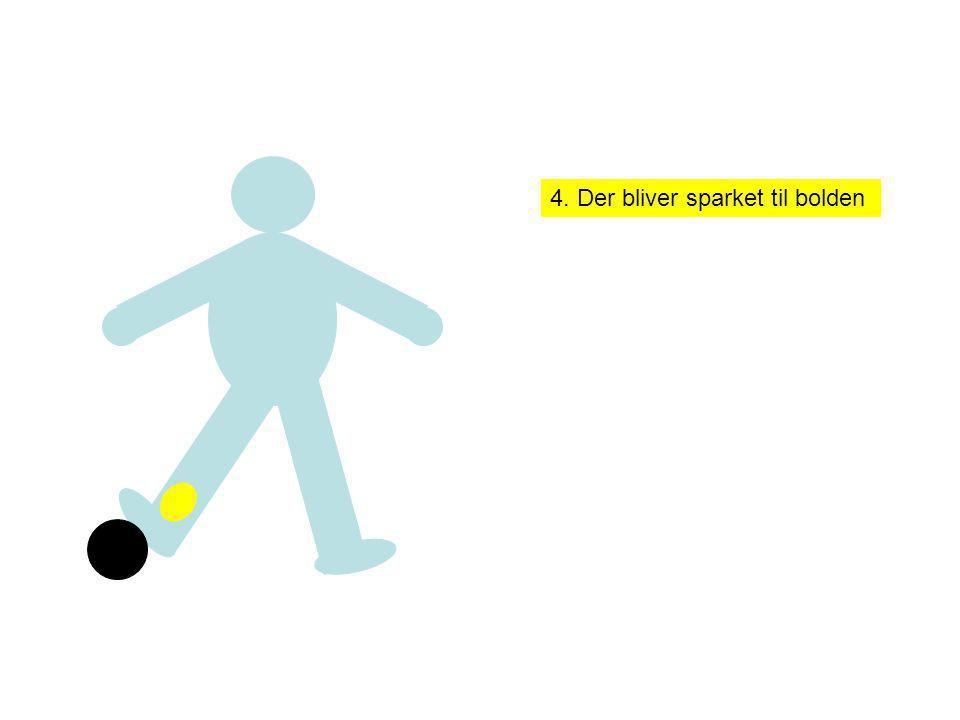 1.Som hos raske løber der et elektrisk signal fra hjernen via nerven til nervespidsen.