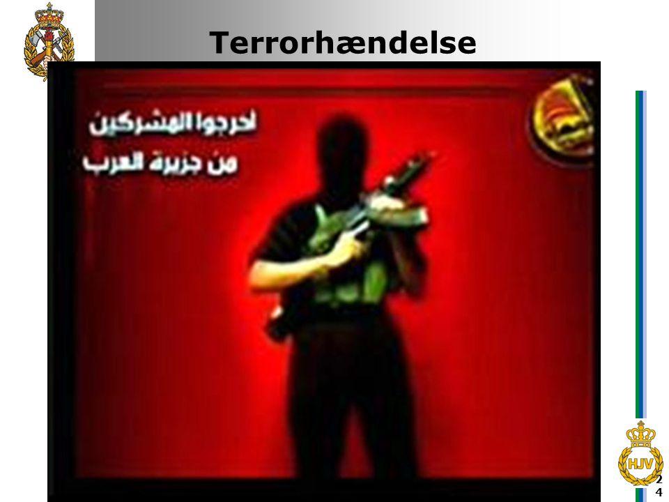 24 Terrorhændelse