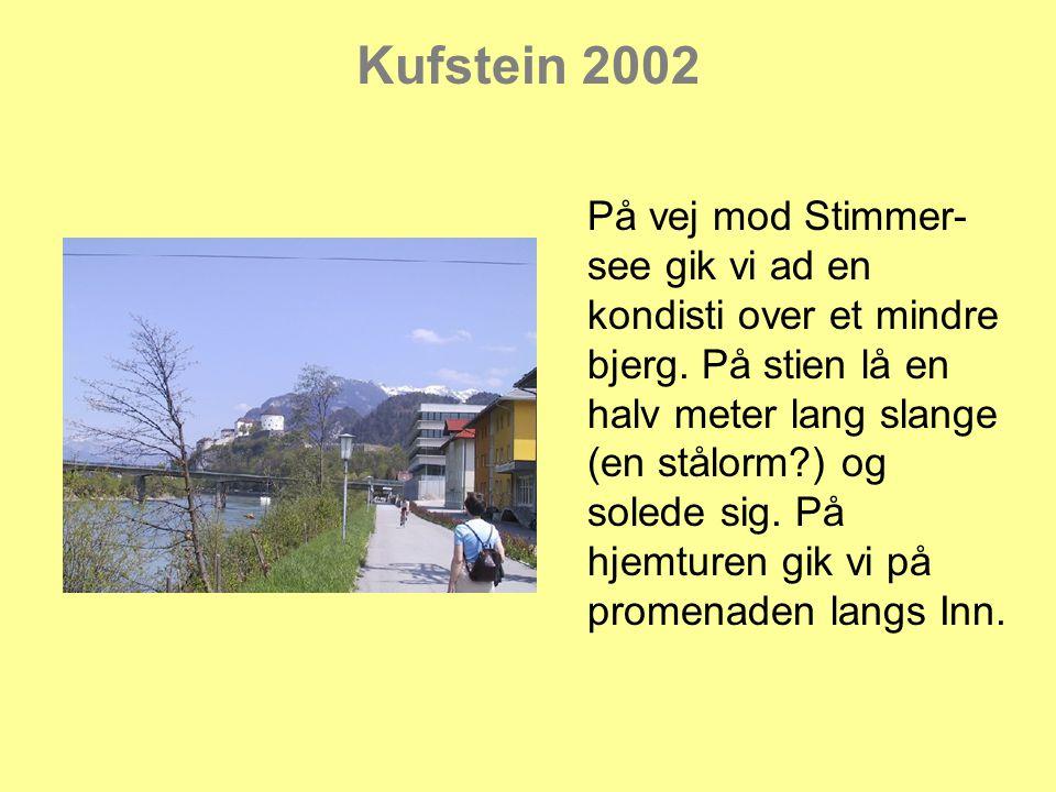 Kufstein 2002