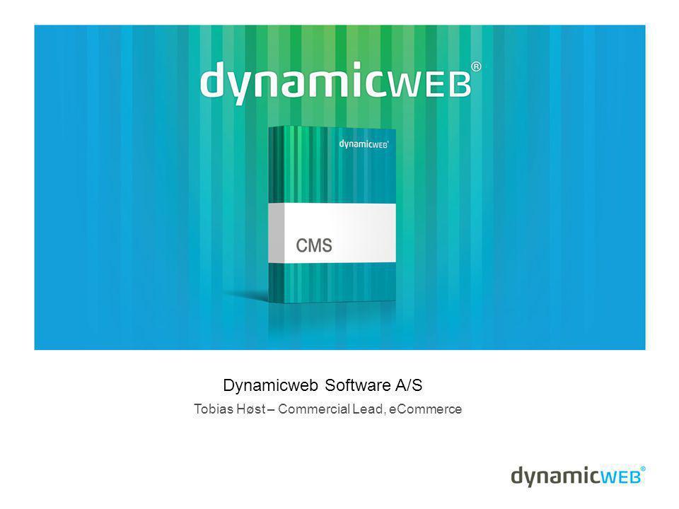 4/4 - Demo- Integreret e-handel i CMS Skab overblikket!!